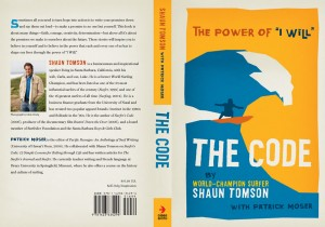"Shaun Tomson - The Code The Power of ""I Will"": The of Power of ""I Will"""