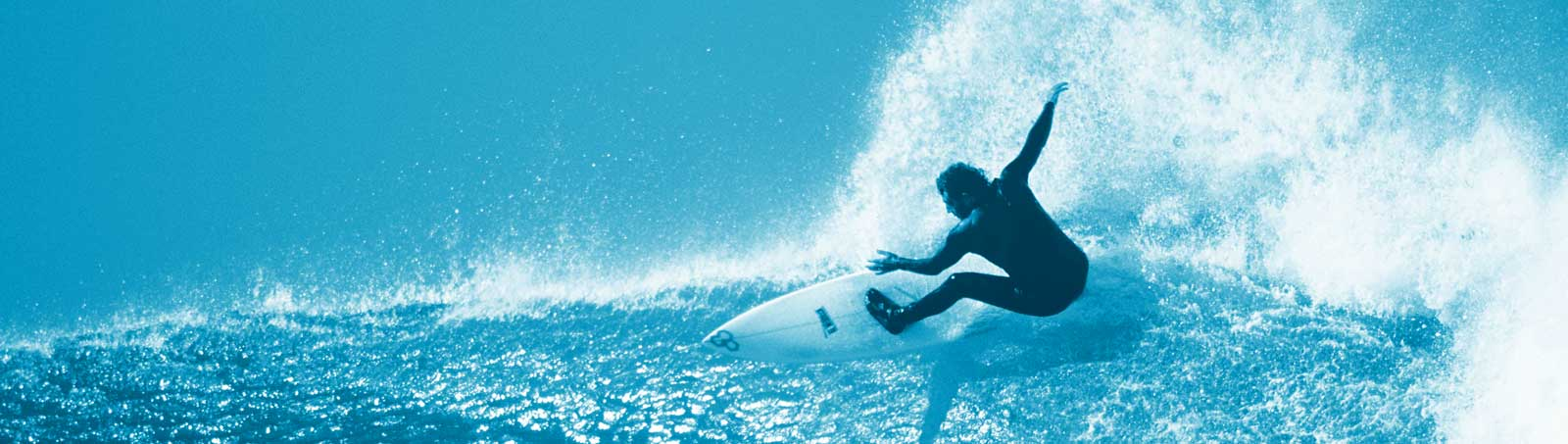 Shaun Tomson Surfing Photos Page Header